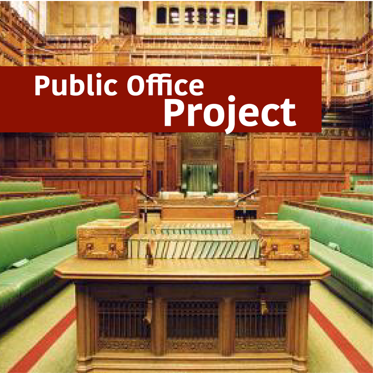 Public Office Project logo